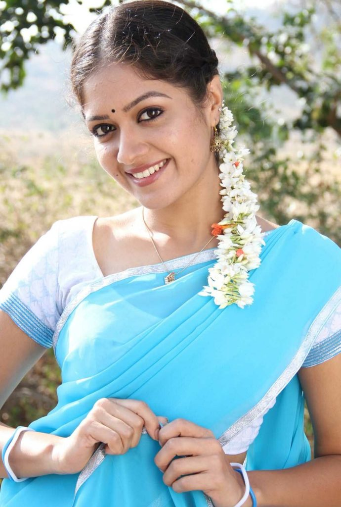 Meghana Raj New Pictures In Saree