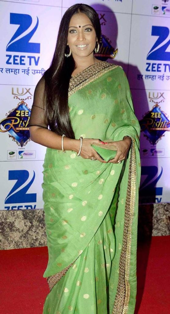 Meghna Naidu Hot Pictures In Saree