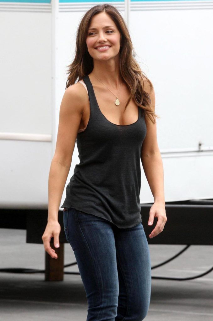 Minka Kelly Attractive Pics