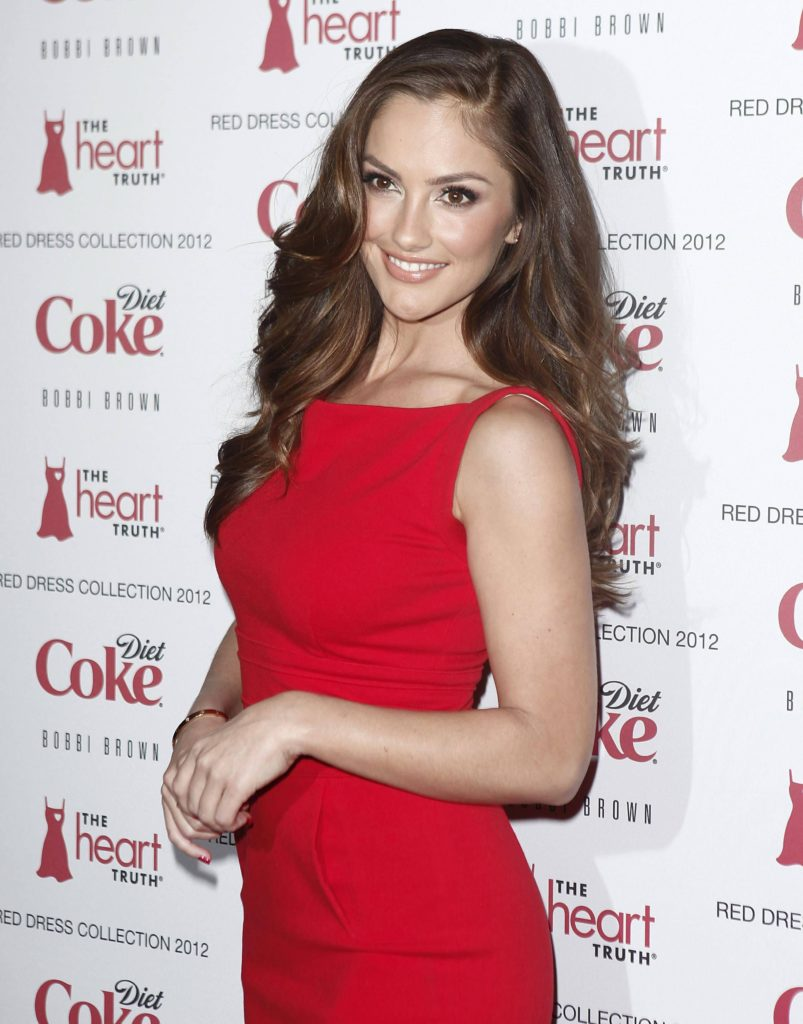 Minka Kelly Beautiful Images