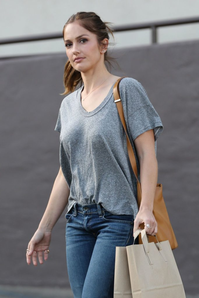 Minka Kelly Cute Pictures