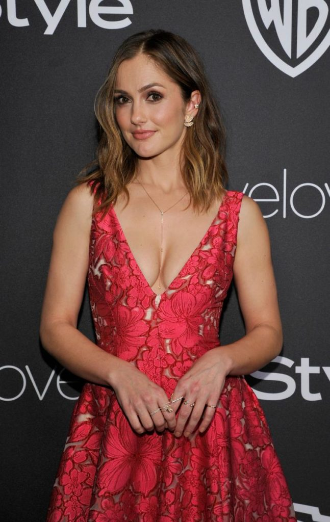 Minka Kelly Full HD Pics