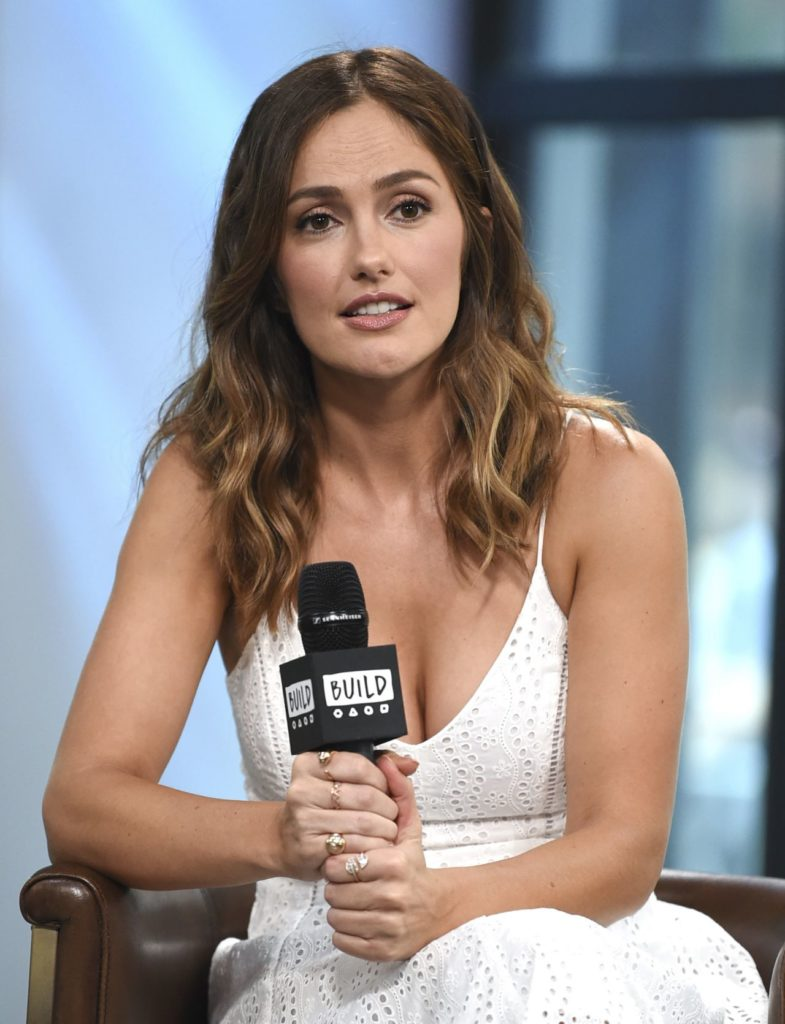Minka Kelly Lovely Pics