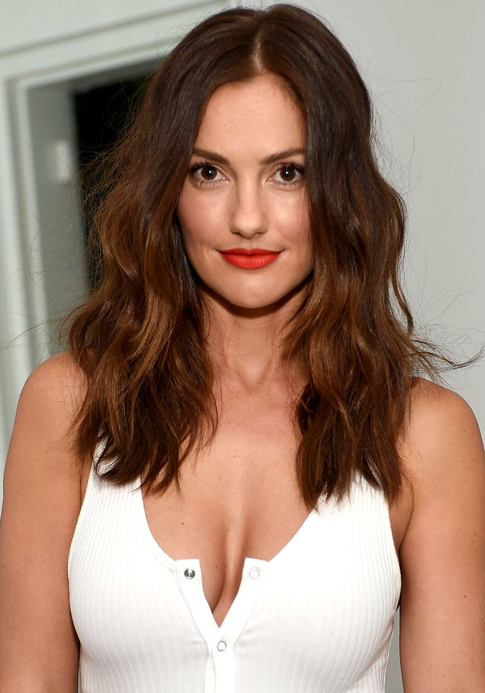 Minka Kelly New Look Pics