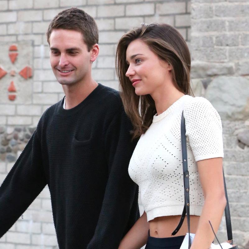Miranda Kerr Pics With His Husband