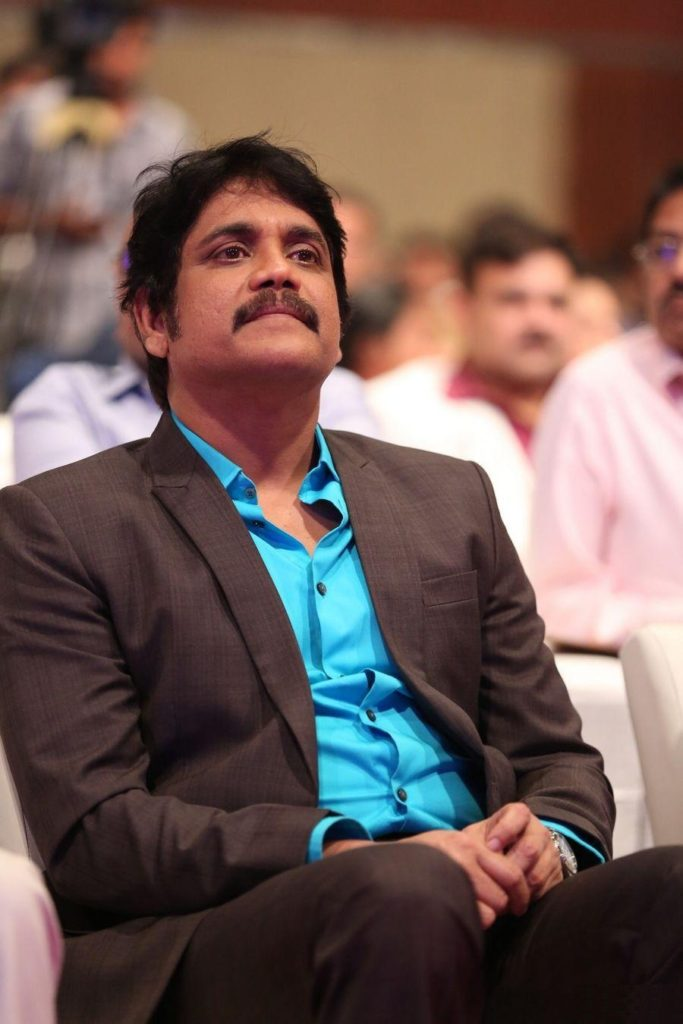 Nagarjuna HD Images At Award Show