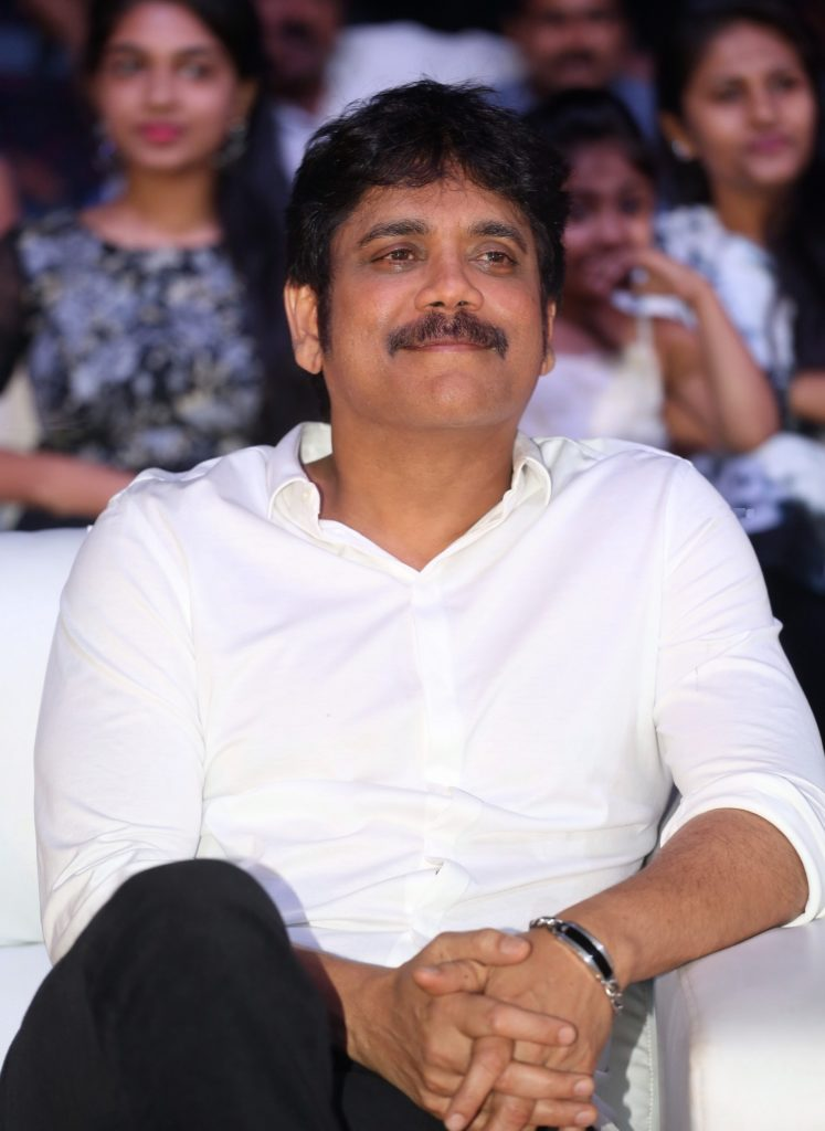 Nagarjuna Images At Event