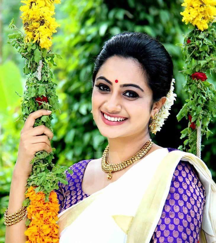 Namitha Pramod Cute Smiling Photos