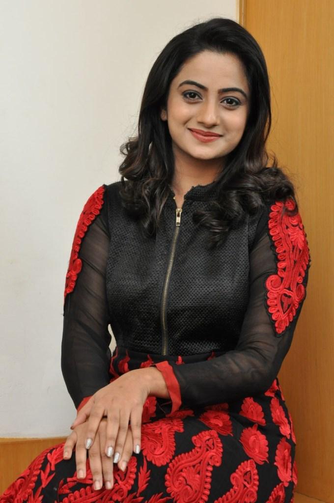 Namitha Pramod Cute Smiling Pics