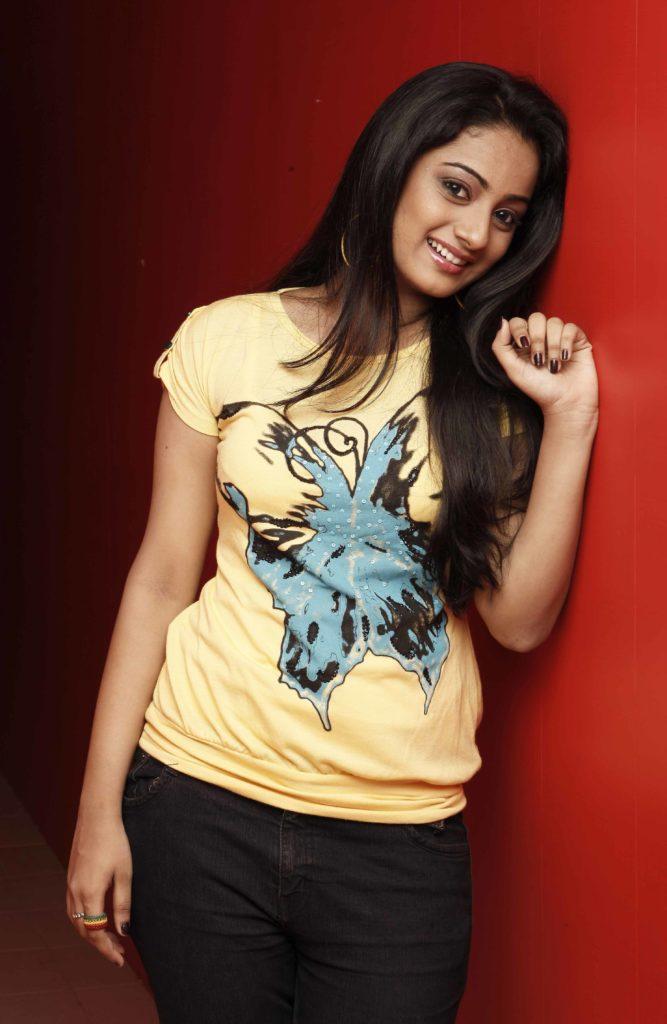 Namitha Pramod Hot HD Sexy Pics Jeans Top
