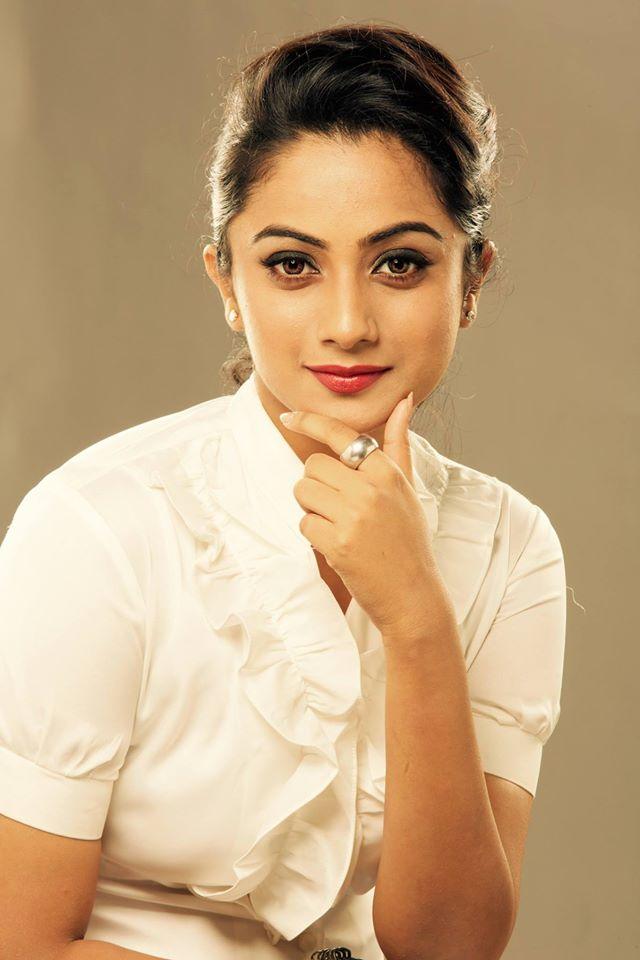 Namitha Pramod Latest Hair Style Pics