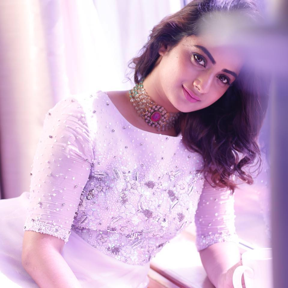 Namitha Pramod New Hair Style Photos