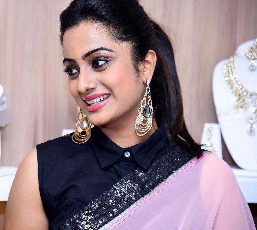 Namitha Pramod New Pictures In Saree