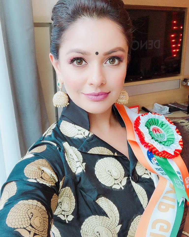 Pooja Kumar Cute Selfie Photoshoot