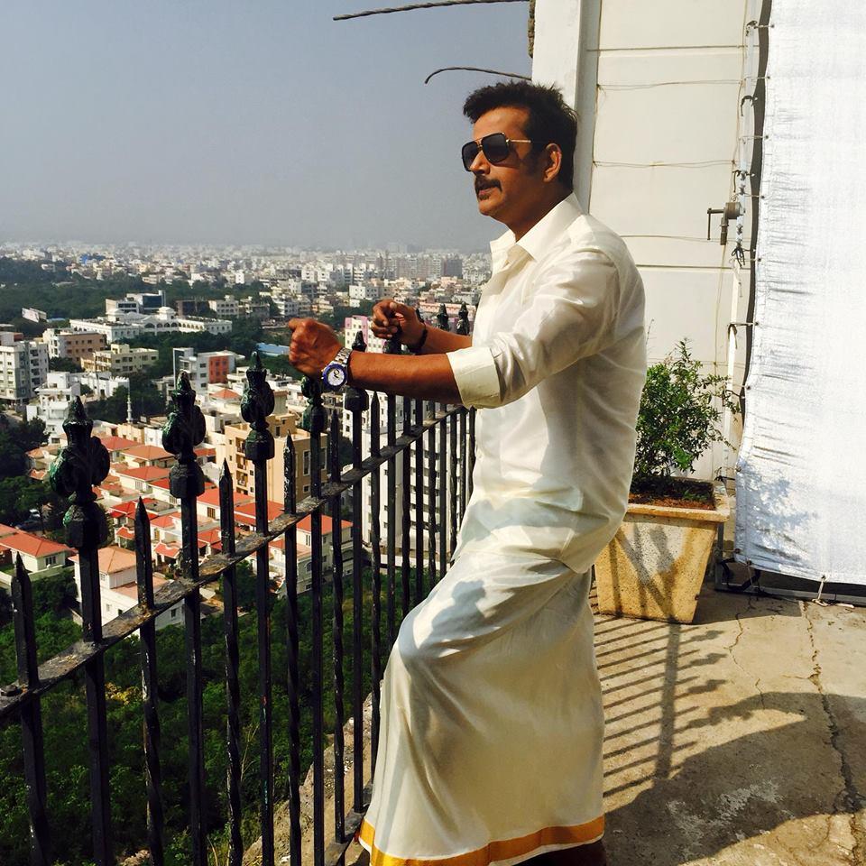 Ravi Kishan Pics In Movie Character
