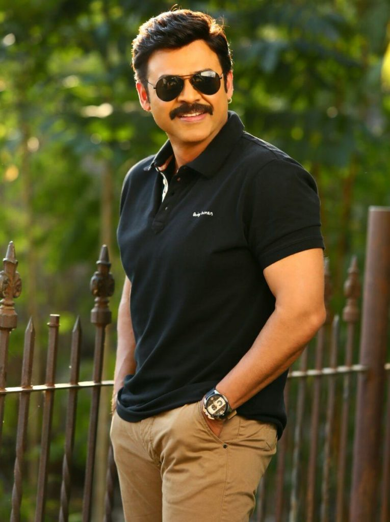 South Actor Venkatesh HD Images Gallery