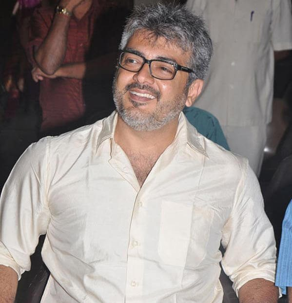 South Indian Actor Ajith Kumar HD Images