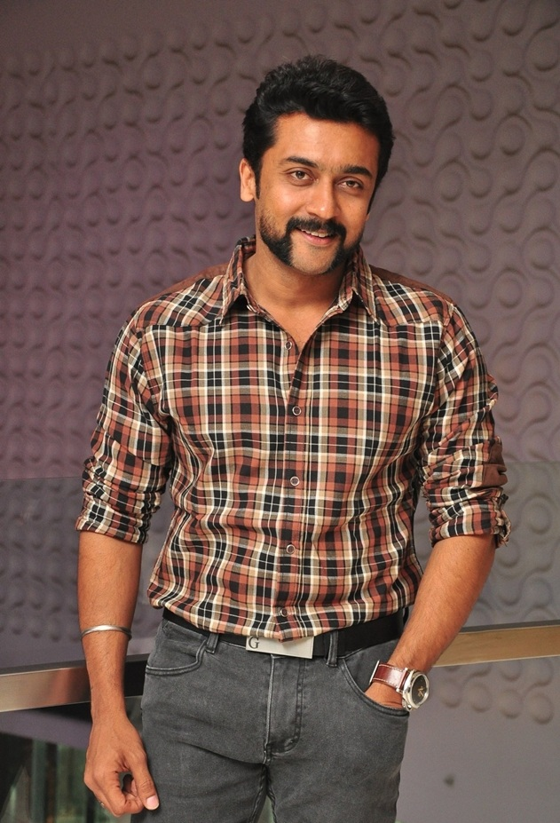 South Indian Actor Suriya New Images