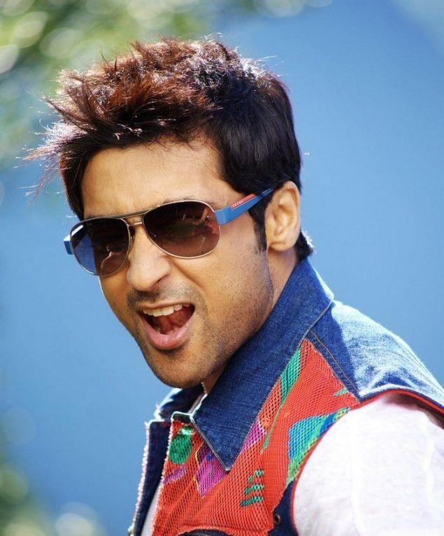 Suriya Movie Look Images