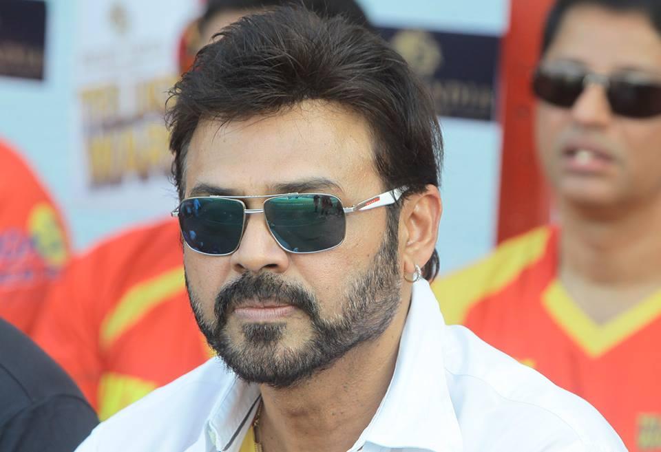 Venkatesh HD Pics At Event