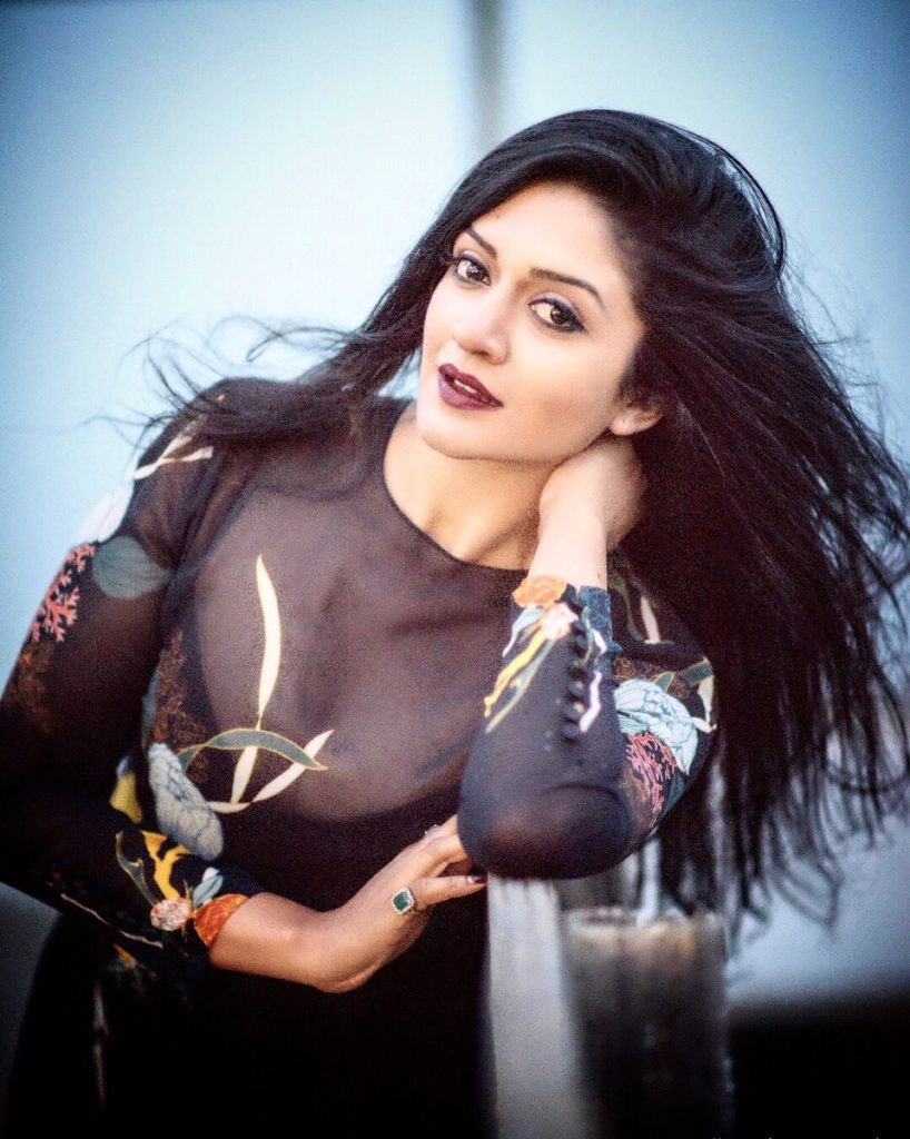 Vimala Raman Hot Photos In Bikini