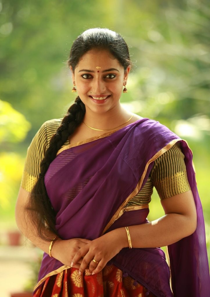 Anu Sithara Bold Photos
