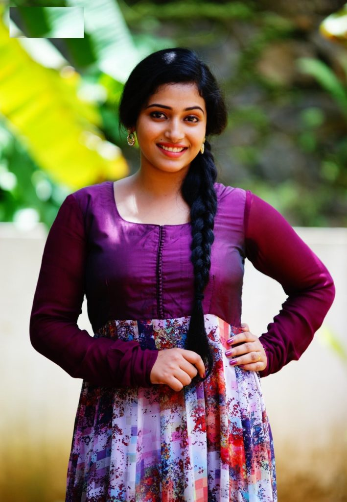 Anu Sithara Cute Smiling Photos