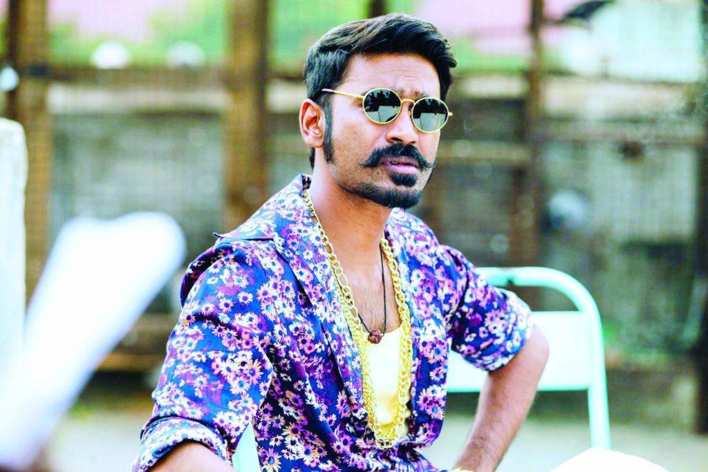 Dhanush Movie Look Photos