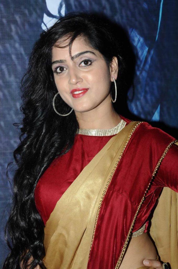 Divya Singh In Saree