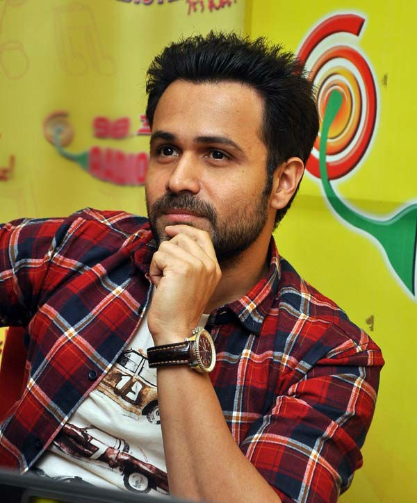 Emraan Hashmi At Studio Pics