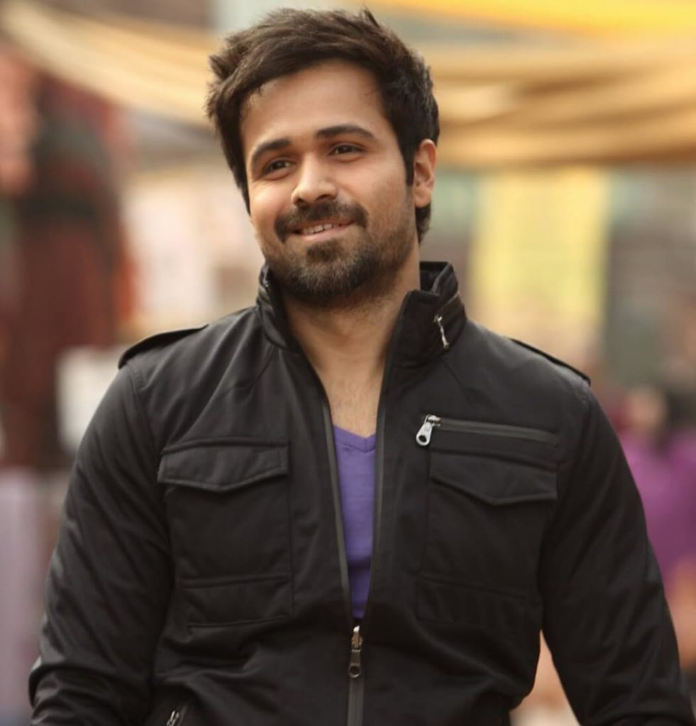 Emraan Hashmi Cute Smiling Images