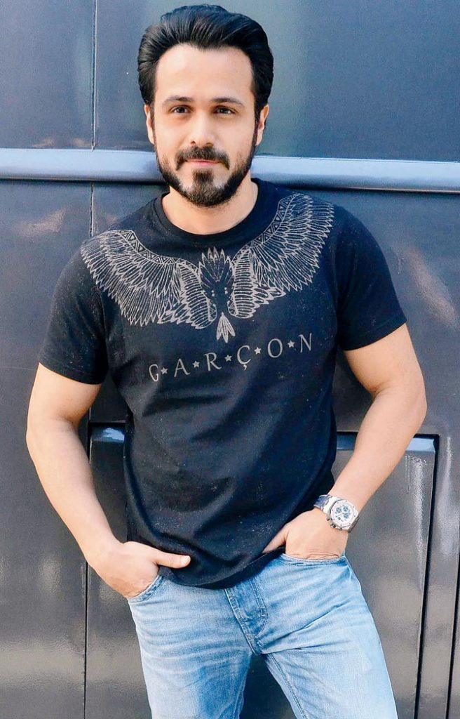 Emraan Hashmi HD Images In Jeans Top
