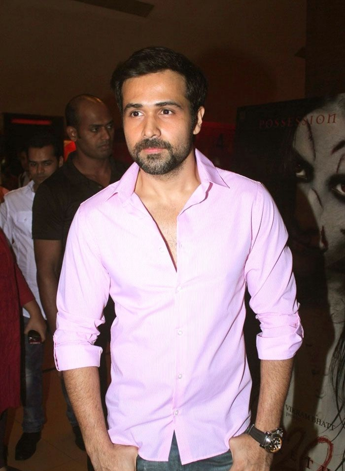 Emraan Hashmi In Pink Shirt Images