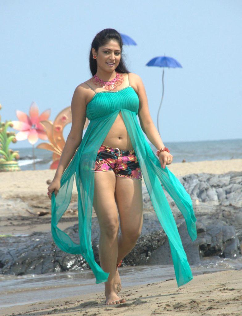 Haripriya In Bikini Photoshoot