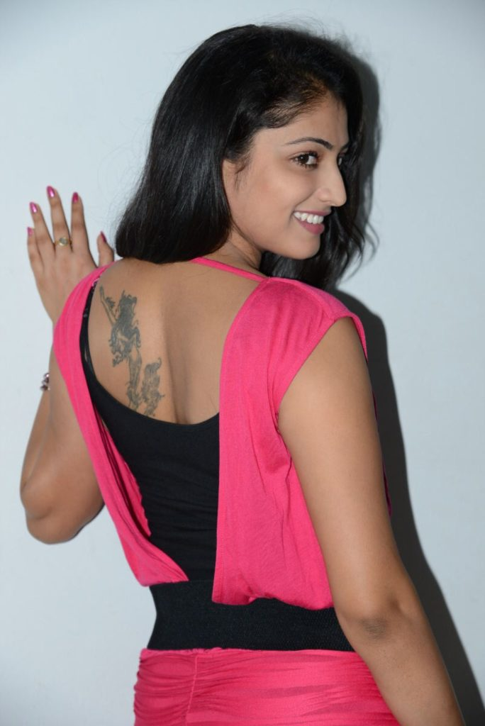 Haripriya In Pink Color Clothes Photos