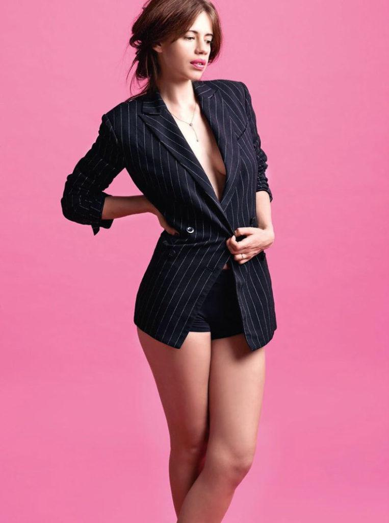 Kalki Koechlin Sexy Legs Images