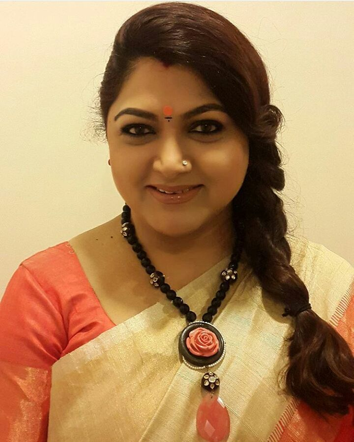 Kushboo Bold Pictures