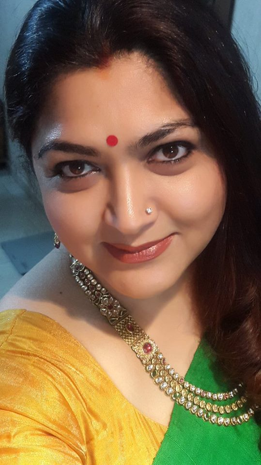 Kushboo Selfie Photos