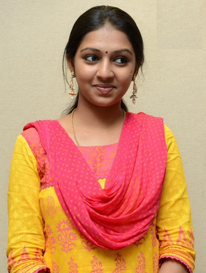 Lakshmi Menon Cute Smile Pictures