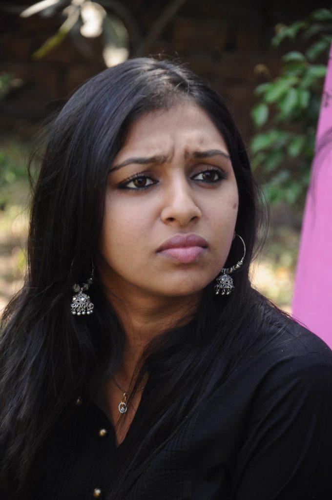 Lakshmi Menon Engry Look Images
