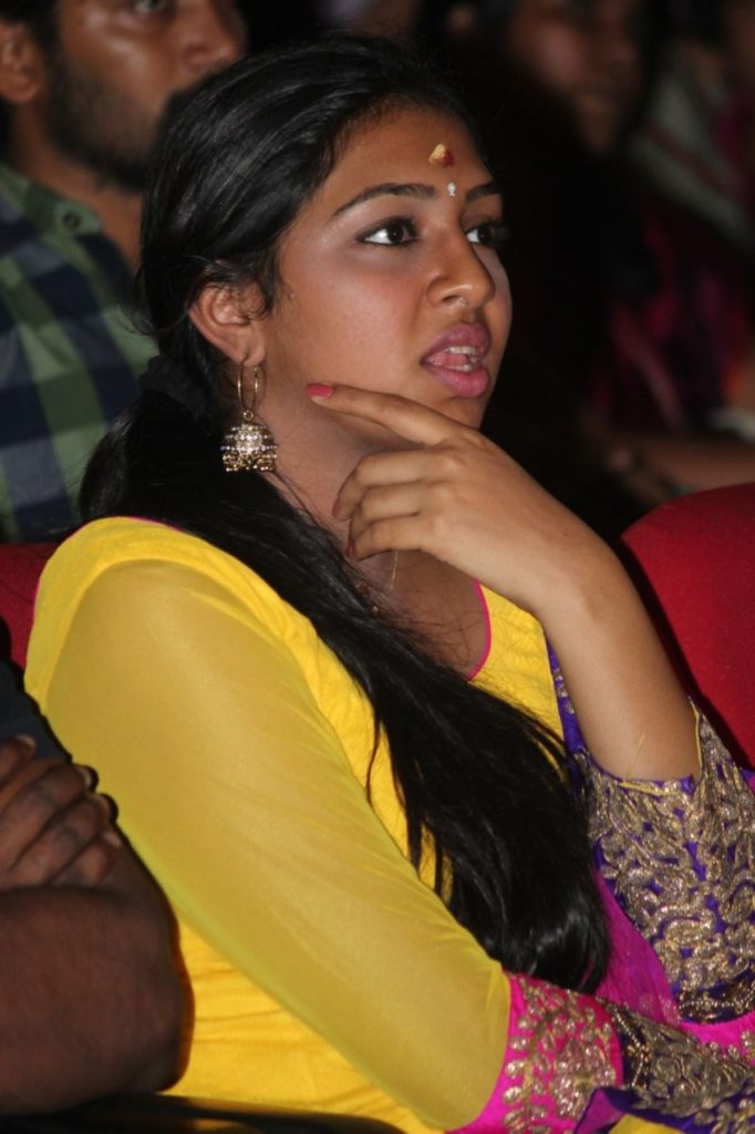 Lakshmi Menon Hot Images At Award Show
