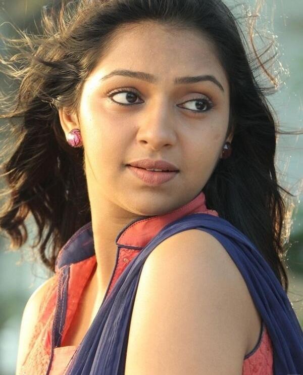 Lakshmi Menon New Hair Style Pics