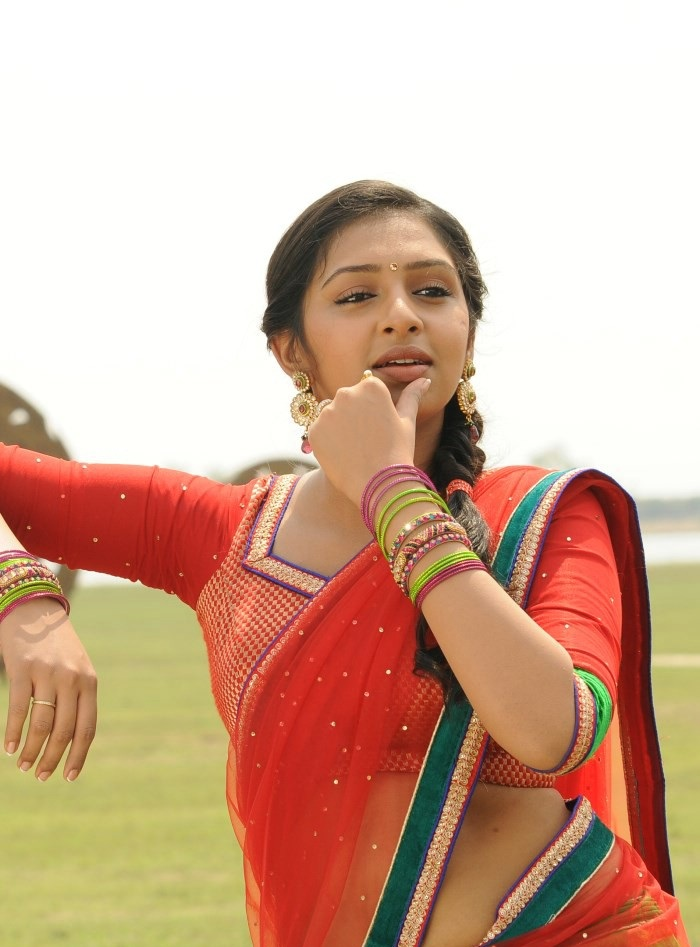 Lakshmi Menon Spicy Navel Pictures