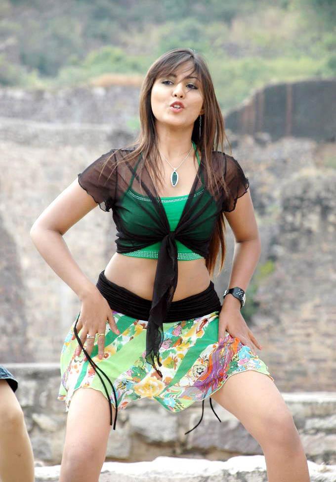 Madhu Shalini Bikini Images