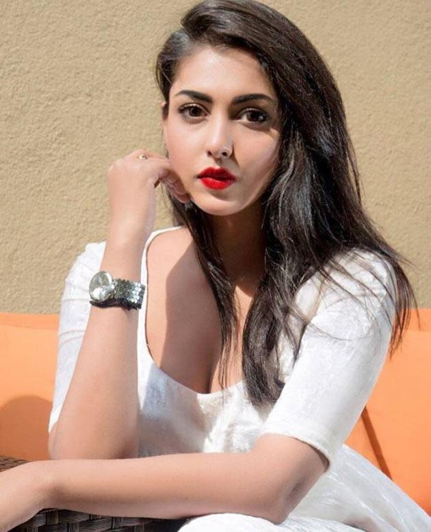 Madhu Shalini Bold Images Photoshoot