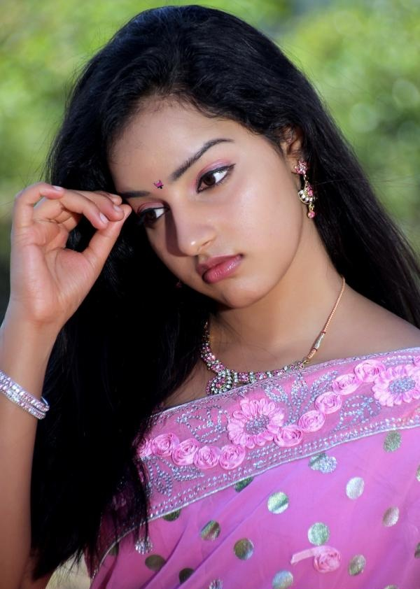 Malavika Menon In Saree Pictures