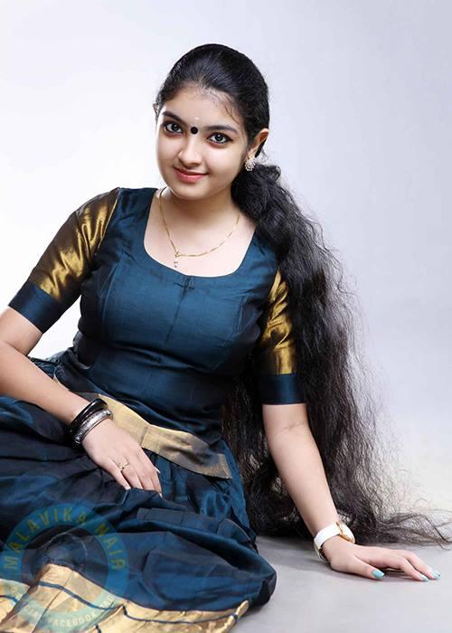 Malavika Nair Lovely Images