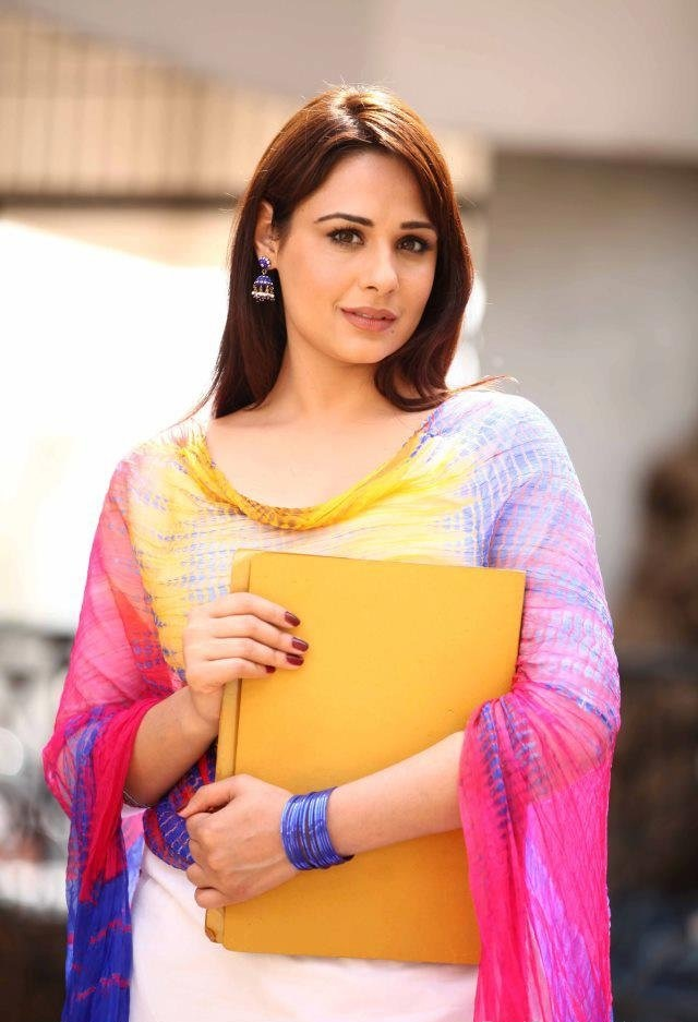 Mandy Takhar Photos In Salwar Kameez
