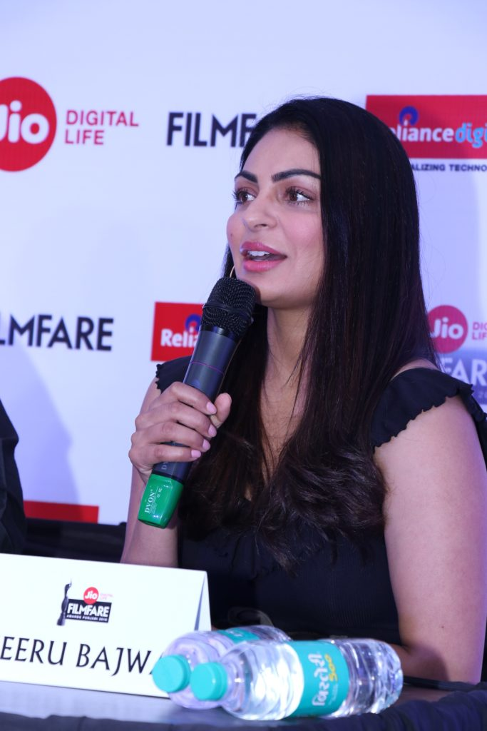 Neeru Bajwa Hot Images At Event