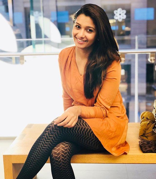 Priya Bhavani Shankar In Jeans Top Photos